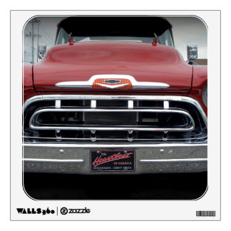 American Classic Wall Decal