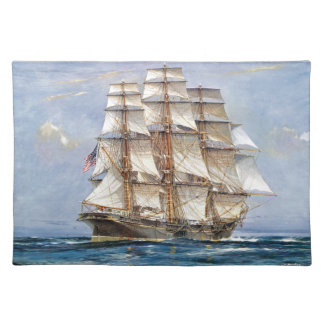 American Clipper Sovereign of the Seas Placemat
