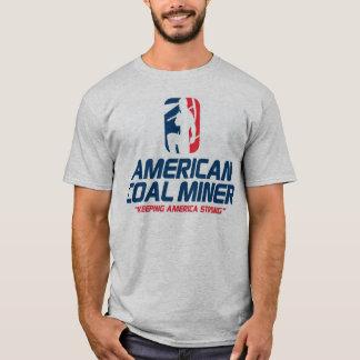 AMERICAN COAL MINER T-Shirt