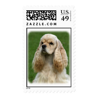 American Cocker Spaniel 9Y244D-035_2 Stamps