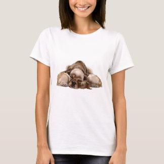 American Cocker Spaniel Buff Cocker Womens Shirt