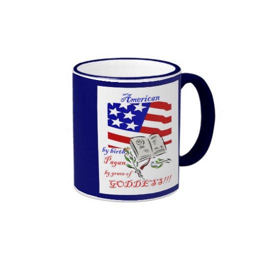 american coffee cup mug