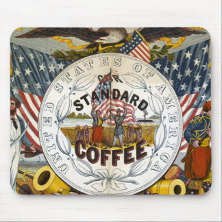 American Coffee Mouse Pads
