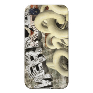 American Collage iPhone 4 Cases