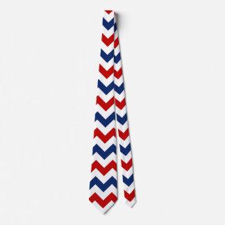 American Colors Chevron Stripes Tie