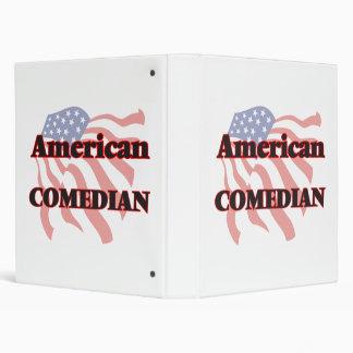 American Comedian Binders