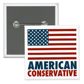American Conservative Buttons