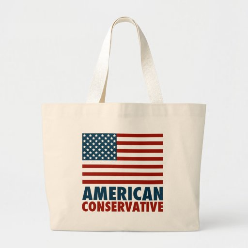 American Conservative Tote Bags