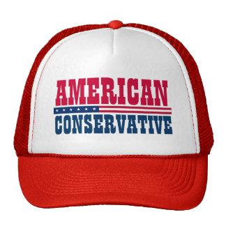American Conservative Trucker Hat