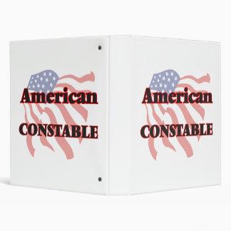 American Constable Binder