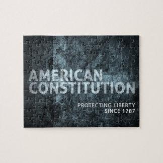American Constitution Puzzle