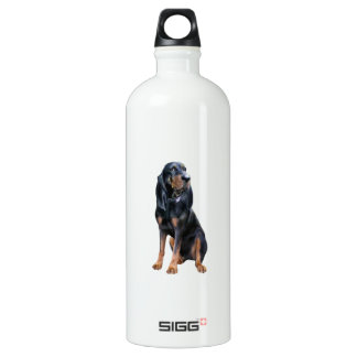 American Coon Hound - Black and Tan SIGG Traveler 1.0L Water Bottle