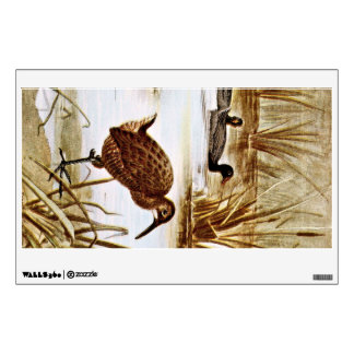 American Coot and Clapper Rail Room Decal
