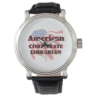 American Corporate Librarian Watch