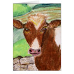 American Country Cow Cards