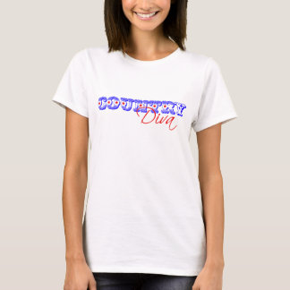 American Country Diva T-Shirt