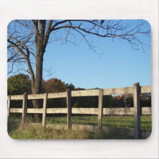 American Country-side Mouse Pad