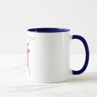 American Cowboy Mug