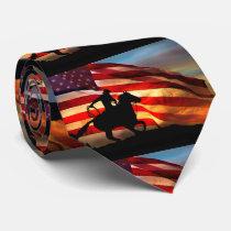 American Cowboy Neck Tie