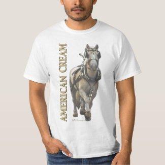 American Cream Tshirt