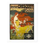 American Crescent-1899 Postcard