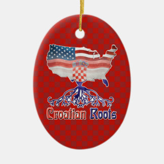 American Croatian Roots Decorations