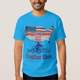 American Croatian Roots Tee