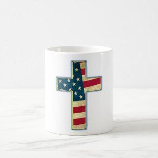 American Cross #2 Coffee Mug