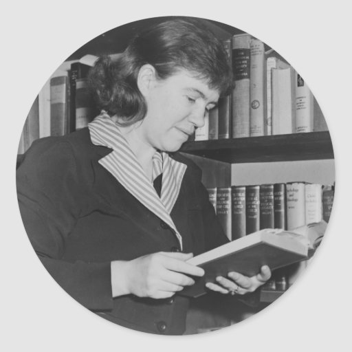 American Cultural Anthropologist Dr. Margaret Mead Stickers