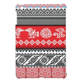 American culture background iPad mini covers
