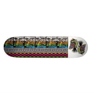 American culture pattern. skate board decks