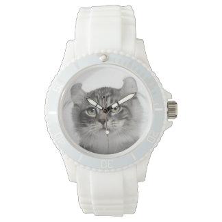 American Curl Kitten (3 months old) Wrist Watch