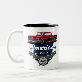 American Custom Impala Two-Tone Coffee Mug