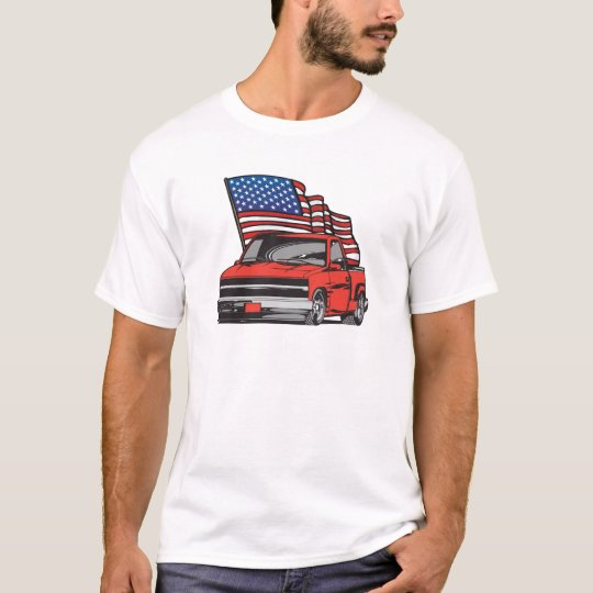 American Custom Truck T-Shirt