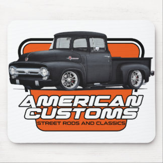 American Customs F100 Mouse Pad