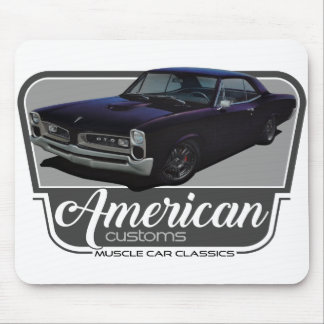 American Customs GTO Mouse Pad