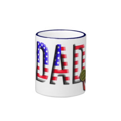 American Dad Ringer Mug