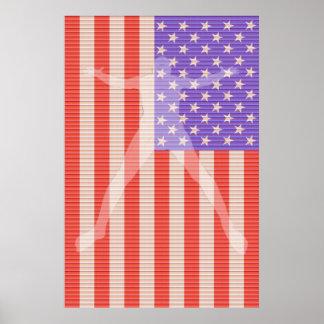 American Democracy Poster
