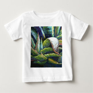 American Desert Agave Cactus by Sharles Baby T-Shirt