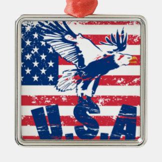 american designs metal ornament
