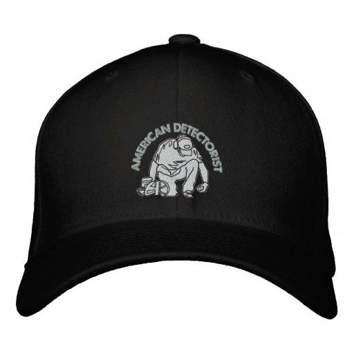 American Detectorist Basic Flexfit Wool Cap