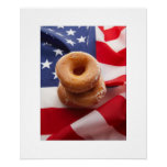 American Diet Creative  Photography Print