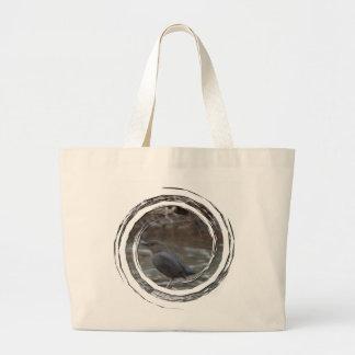 American Dipper Large Tote Bag