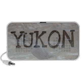 American Dipper; Yukon Territory Souvenir iPhone Speaker