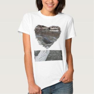 American Dipper; Yukon Territory Souvenir T-shirt