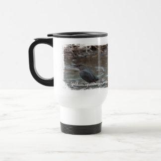 American Dipper; Yukon Territory Souvenir Travel Mug