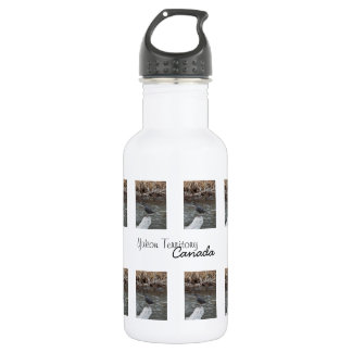 American Dipper; Yukon Territory Souvenir Water Bottle