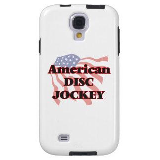 American Disc Jockey Galaxy S4 Case