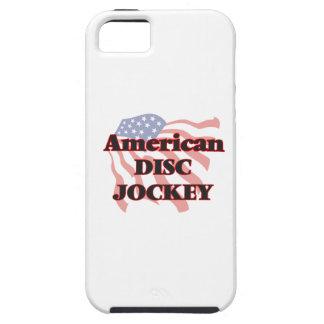 American Disc Jockey iPhone 5 Cover