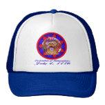 American Dog Trucker Hat